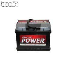 Electric Power 12V 55Ah/450A autó akkumulátor