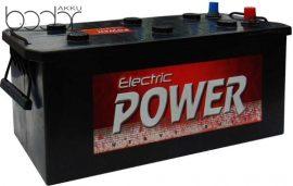 Electric Power 12V 220Ah/1150A teherautó akkumulátor