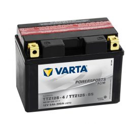VARTA 12V 9Ah 200A Bal+ YTZ12S-BS gondozásmentes motor akkumulátor