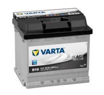 VARTA BLACK Dynamic 5454120403122 12V 45Ah/400A autó akkumulátor