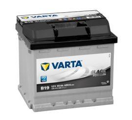 VARTA BLACK Dynamic 5454120403122 12V 45Ah/400A autó akkumulátor +jobb