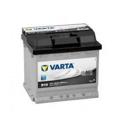 VARTA BLACK Dynamic 12V 45Ah/400A autó akkumulátor +bal