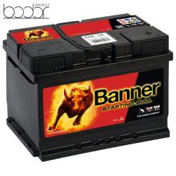 Banner Starting Bull 12V 45Ah 400A /EN/