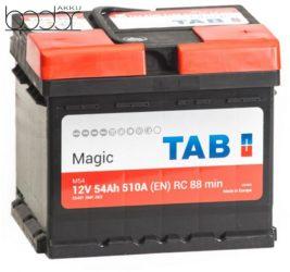 Tab Magic Plus 12V 54Ah  510A /EN/