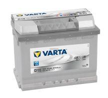 VARTA SILVER Dynamic 5634000613162 12V 63Ah/610A autó akkumulátor