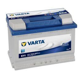 VARTA BLUE Dynamic 5740120683132 12V 74Ah/680A autó akkumulátor