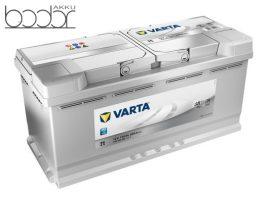 VARTA SILVER Dynamic 12V 110Ah/920A autó akkumulátor