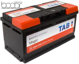 TAB Magic Plus 12V 100Ah 920A /EN/