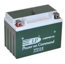 Landport ASL YTZ12-S 11Ah/210A (AGM) Motor akkumulátor