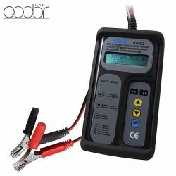 DHC BT002 Digitális Akkumulátor Teszter