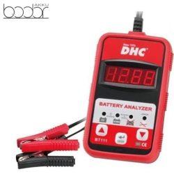 DHC BT111 Digitális Akkumulátor Teszter