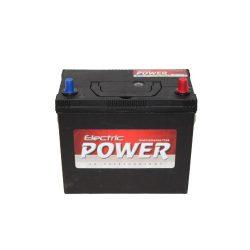 Electric Power 12V 45Ah/430A /Japán/ autó akkumulátor