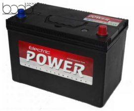 Electric Power 12V 100Ah/750A autó akkumulátor Jobb+