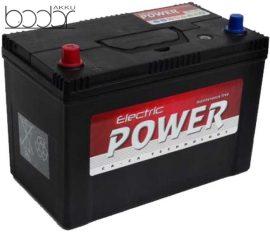 Electric Power 12V 100Ah/750A autó akkumulátor Bal+