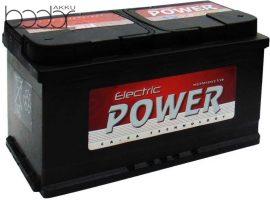 Electric Power 12V 110Ah/850A teherautó akkumulátor