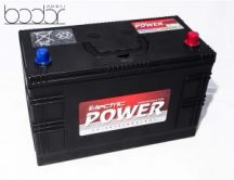 Electric Power 12V 125Ah/750A teherautó akkumulátor