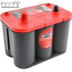 OPTIMA RED TOP Spirál cellás akkumulátor  12V 50Ah 1000A