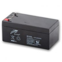 Ritar RT1232-F1 12V 3.2Ah zárt ólomakkumulátor