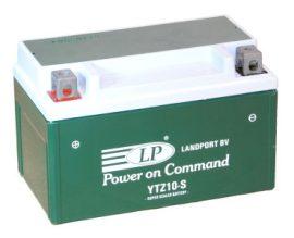 Landport SLA YTZ10-S 8,6Ah/190A (AGM) Motor akkumulátor