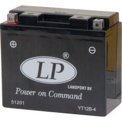 Landport SLA YT12B-4 11Ah/175A (AGM) Motor akkumulátor