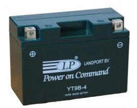 Landport SLA YT9B-4 8Ah/115A (AGM) Motor akkumulátor