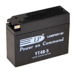 Landport SLA YT 4B-S Motor akkumulátor