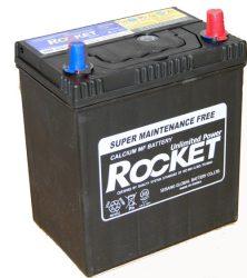Rocket SMF42B19L 12V 40Ah/340A autó akkumulátor