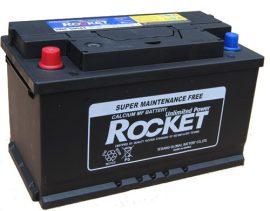 Rocket SMF59043 12V 90Ah/720A autó akkumulátor