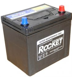 Rocket SMF75D23L 12V 65Ah/580A autó akkumulátor
