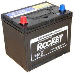 Rocket SMF86-710 12V 66Ah/710A autó akkumulátor