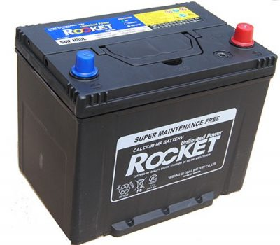 Rocket SMFN80L 12V 80Ah/680A autó akkumulátor