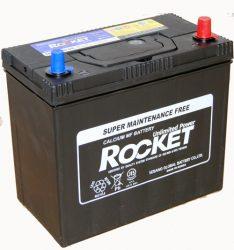 Rocket SMFNX100-S6 12V 45Ah/430A autó akkumulátor