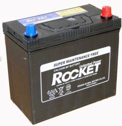 Rocket SMFNX100-S6LS 12V 45Ah/430A autó akkumulátor