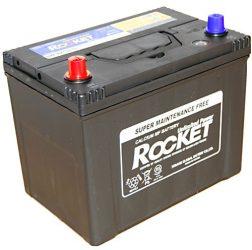 Rocket SMFNX110-5 12V 70Ah/600A autó akkumulátor