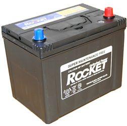 Rocket SMFNX110-5L 12V 70Ah/600A autó akkumulátor