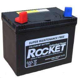 Rocket SMFU1-330 12V 30Ah/330A kistraktor/fűnyíró akkumulátor