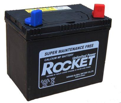 Rocket SMFU1R-330 12V 30Ah/330A kistraktor/fűnyíró akkumulátor