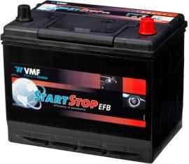 VMF AGM 545350 12V - 45Ah - 350A Jobb+