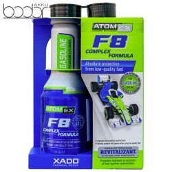 XADO AtomEx F8 Complex Formula (benzin adalék) 250 ml