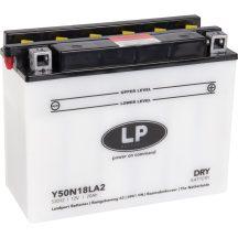Landport 12V 20Ah 300A Jobb+ motor akkumulátor