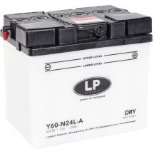 Landport 12V 28Ah 300A Jobb+ motor akkumulátor