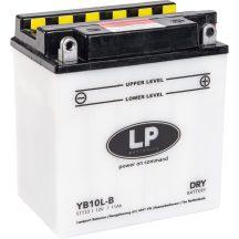 Landport 12V 11Ah 190A Jobb+ motor akkumulátor
