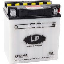 Landport 12V 11Ah 160A Jobb+ motor akkumulátor