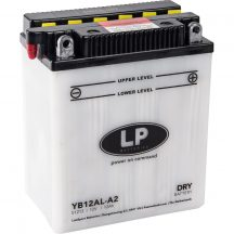Landport 12V 12Ah 165A Jobb+ motor akkumulátor