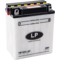 Landport YB12AL-A2 / 12V 12Ah 165A Jobb+ motor akkumulátor
