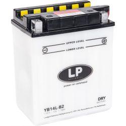 Landport YB14-B2 /  12V 14Ah 190A Bal+ motor akkumulátor
