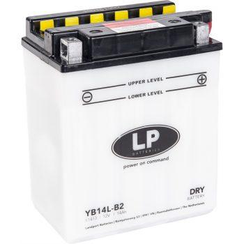 Landport YB14L-A2 / 12V 14Ah 190A Jobb+ motor akkumulátor