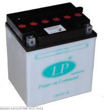 Landport 12V 30Ah 280A Jobb+ motor akkumulátor