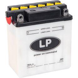 Landport 12V 3Ah 56A Jobb+ motor akkumulátor