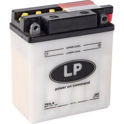 Landport YB3L-B / 12V 3Ah 32A Jobb+ motor akkumulátor